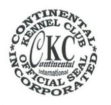 Continental Kennel Club Official Seal